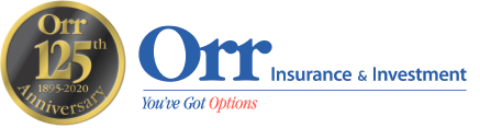 Orr Insurance & Investment Logo
