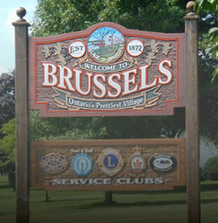 Brussels - Location