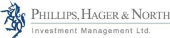 Phillips, Hager & North Investment Logo